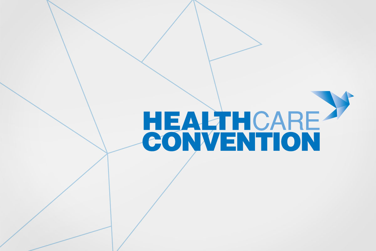 Healthcare Convention - Logo