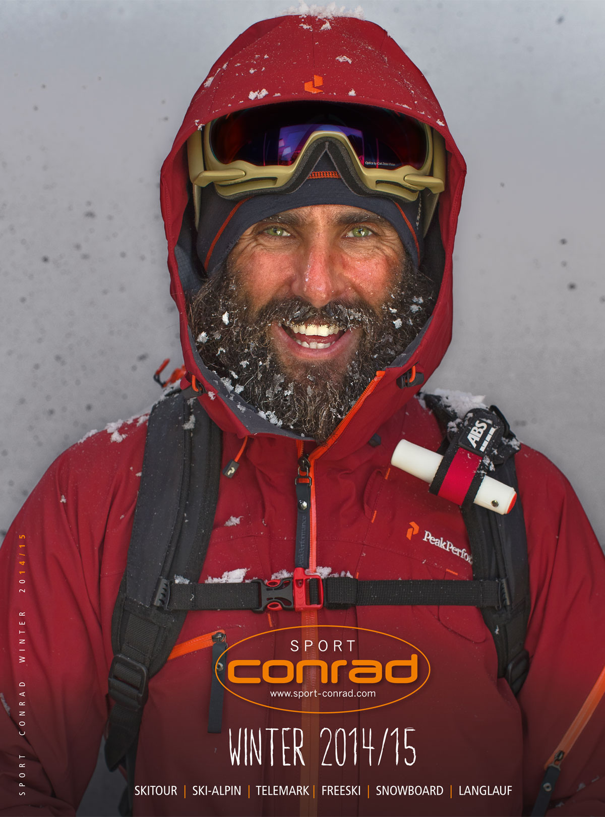 Sport Conrad  Winter 2015