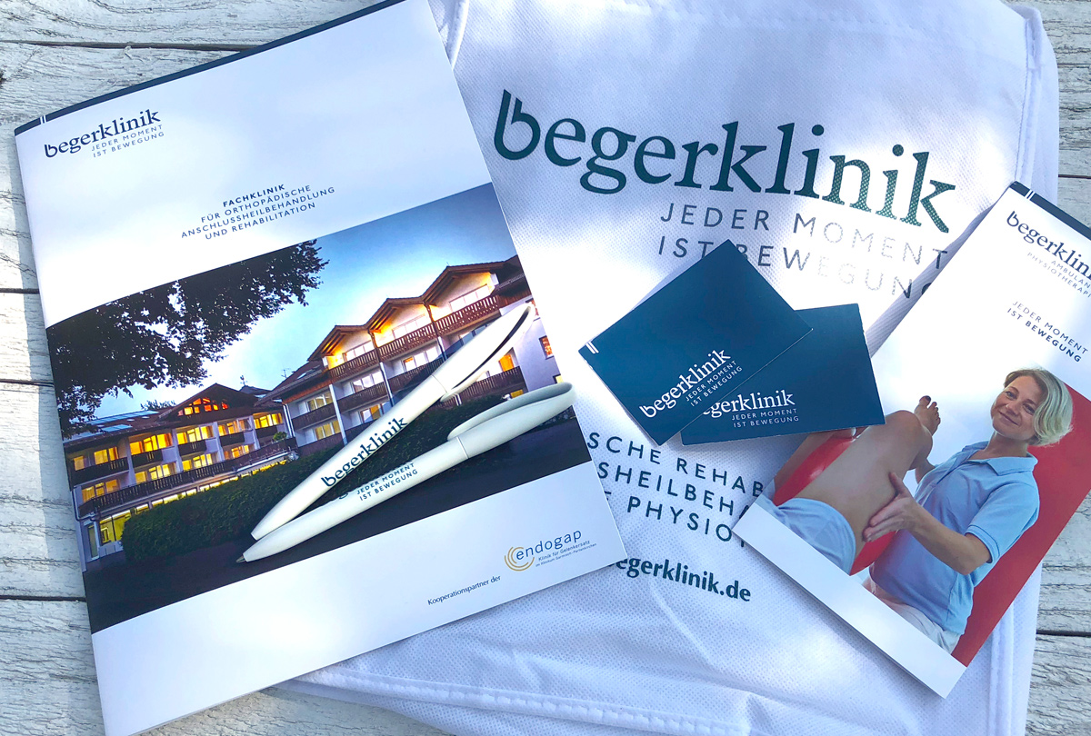 Klinik Dr. Beger - Corporate Design