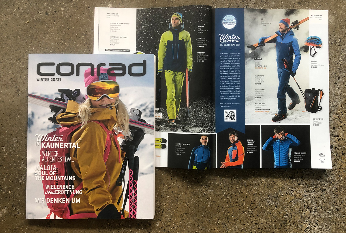 Sport Conrad - Winter 2020/21